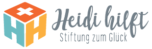 Heidi Hilft Logo