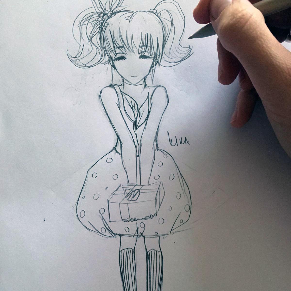 Heidi by Kika